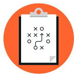 Marketing Plan Icon